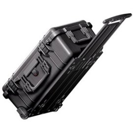 Pelican Protector Case 1510 Carry-On Case with Padded Dividers - Case - black