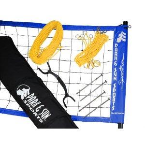 Park & Sun TS-2MS Spectrum 2000 Volleyball Set