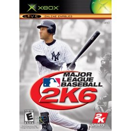 XB Major League Baseball 2K6