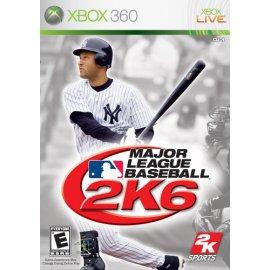 XB360 Major League Baseball 2K6