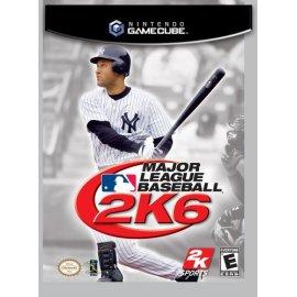 NGC Major League Baseball 2K6