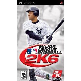 Sony PSP Major League Baseball 2K6