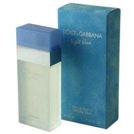 D & G Light Blue By Dolce & Gabbana For Women. Eau De Toilette Spray 1.7 Ounces