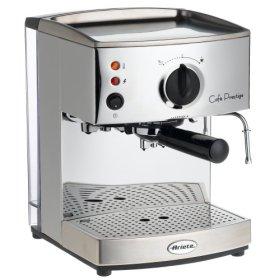 Lello 45900 Ariete Cafe Prestige Espresso / Cappuccino Maker