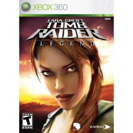XB360 Lara Croft Tomb Raider: Legend