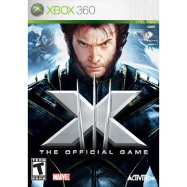 XB360 X-Men: The Official Game