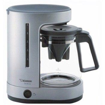 Zojirushi EC-DAC50 Zutto 5-Cup Drip Coffeemaker - Silver