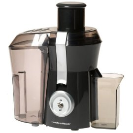 Hamilton Beach Big Mouth Pro Juice Extractor (67650)