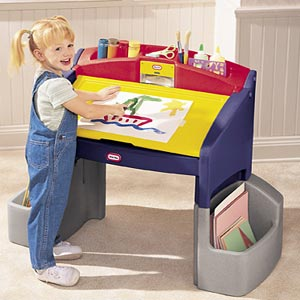 Little Tikes Hideaway Art Desk GoSale Price Comparison