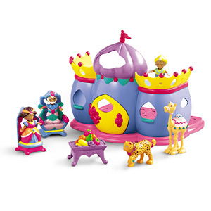 Little Tikes Fairytale Playsets Aladdin Sultans Palace