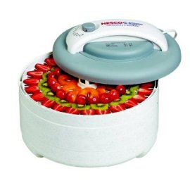 Nesco American Harvest FD-61 Snackmaster Encore Dehydrator and Jerky Maker - Grey