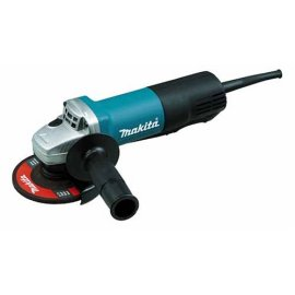 Makita 9557PB  4-1/2 Angle Grinder w/Paddle Switch, (AC/DC)