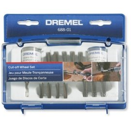 Dremel 688 69 Pc Cut-Off Wheel Accessory Set
