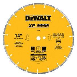 DEWALT DW4742 14-inch Segmented Rim GP Blade