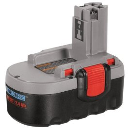 Bosch BAT181 18V 2.4 Amp Hour BLUECORE Battery