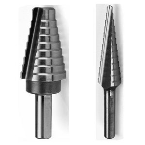 Milwaukee 48-89-9050  Step Drill Bit Set 2 Piece