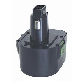 TopCell DW-1214 12 Volt 1.4 Amp/Hour Replacement Battery-Fits DeWalt and Black & Decker Tools