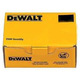 DEWALT DCS16200 2 Straight 16-Gauge Finish Nails - 2,500 Box