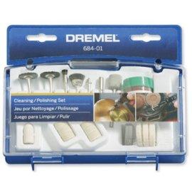 Dremel 684 Cleaning/Polishing Set (20 Pieces)