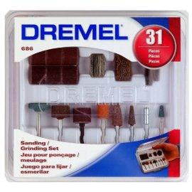 Dremel 686-01 Sanding/Grinding kit