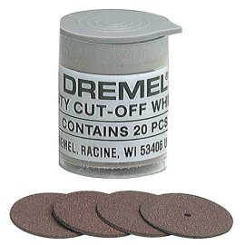 Dremel 420 15/16 Heavy Duty Cut-Off Wheel (20/Pack)