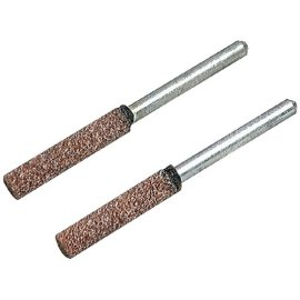 Dremel 454 3/16 Chain Saw Sharpening Stones (2-Pack)