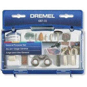 Dremel 687 General Purpose Set (52 Pieces)