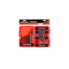 Black & Decker 66-pc. Drill and Screwdriver Set - 71-966