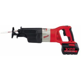 Milwaukee 0719-22  V28 Sawzall Reciprocating Saw Kit
