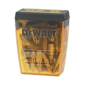 DEWALT DW2002B25 Heavy Duty Box of 25 1 #2 Phillips Screwdriving Bit Tips