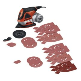 Black & Decker MS1000 Cyclone 4-in-1 Multi Sander