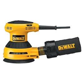 DEWALT D26453K 5 VS Random Orbit Sander Kit with Hook & Loop Pad and Dust Collection