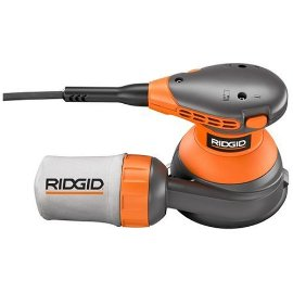 Factory Reconditioned RIDGID R2600 5 Random Orbit Sander