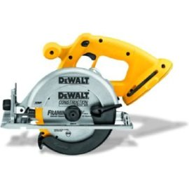 DeWalt DC390 18V Heavy-Duty XRP Cordless Circular Saw