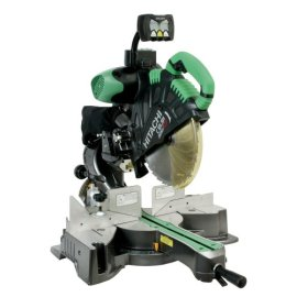 "Hitachi C12LSH 12"" Sliding Compound Miter Saw"