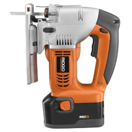 Factory Reconditioned RIDGID R843 18 Volt Cordless Jigsaw