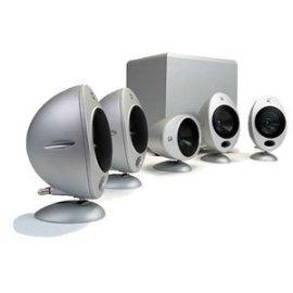 Kef KHT2005.2 Five Speaker Plus Subwoofer