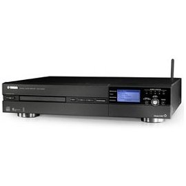 Yamaha MCX-2000 MusicCAST Digital Audio Server - Black
