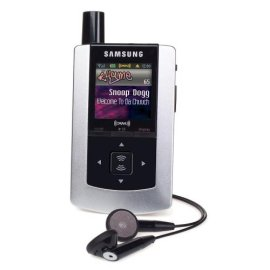 Samsung YX-M1Z Helix XM2go Portable Satellite Radio/MP3 Player