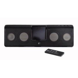 Logitech mm50 Portable Speakers for iPod Black