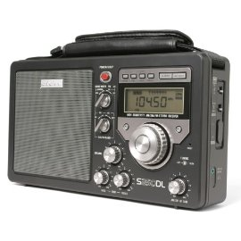 Eton S350DL AM/FM Shortwave Deluxe Radio Receiver