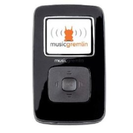 MusicGremlin MG-1000 8 GB Portable WiFi Audio Player