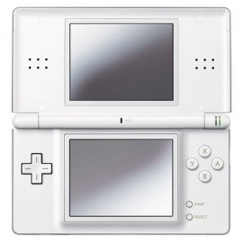 Nintendo DS Lite (Polar White)