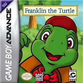 GBA Franklin the Turtle