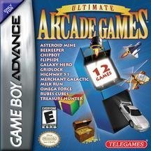 GBA Ultimate Arcade Games