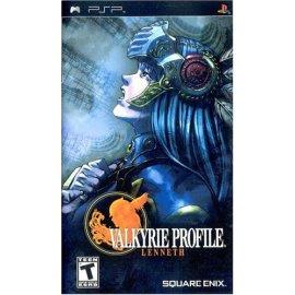 Sony PSP Valkyrie Profile: Silmeria