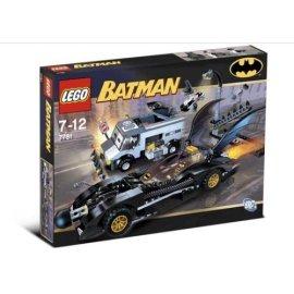 Lego Play Themes Batman The Batmobile: Two-Face's Escape (7781)