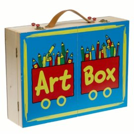 108 Piece Art Box