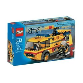 LEGO Play Themes LEGO City: AirPort Fire Truck (7891)