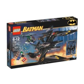 Lego Play Themes Batman The Batwing: The Joker's Aerial Assault (7782)
